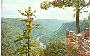Lookout Colton Point State Park Pennsylvania p28477 (Image1)