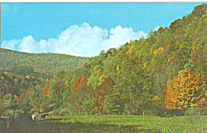 On the Road to Spruce Knob, West Virginia (Image1)