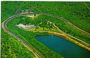 Horseshoe Curve Altoona Pennsylvania p28542 (Image1)