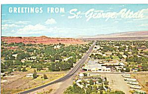 Aerial View of St George Utah p28544 (Image1)