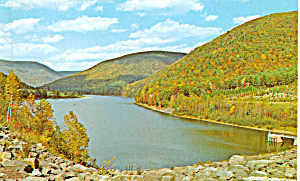 Little Pine Creek Dam, Waterville, Pennsylvania (Image1)