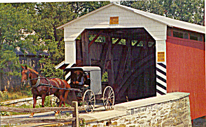Soudersburg Covered Bridge (Image1)