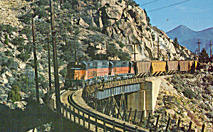 Milwaukee Road 24 and 187 Locomotives (Image1)