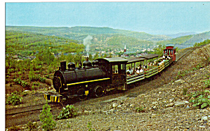 The Old Steam Lokie  Ashland Pennsylvania p28780 (Image1)