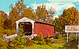 The Willows Covered Bridge, Lancaster, Pennsylvania (Image1)