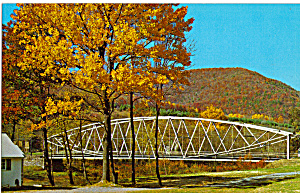 Bridge over Pine Creek Waterville Pennsylvania p28796 (Image1)