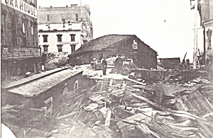 Main and Franklin, Johnstown Flood 1889 (Image1)