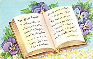 The Lords Prayer Matthew 6:9-13 p28833 (Image1)