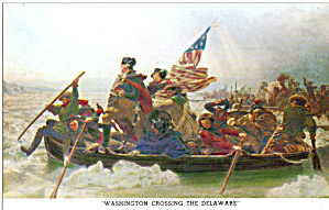 Washington Crossing the Delaware (Image1)