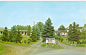 Grand Canyon Motel Wellsboro Pennsylvania P28848