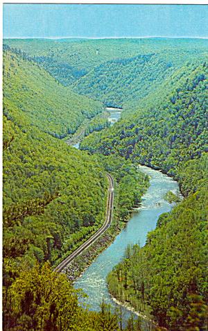 Track Scene Pennylvania s Grand Canyon p28864 (Image1)