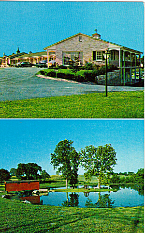 Willow Valley Motor Inn Willow Street Pa P28865