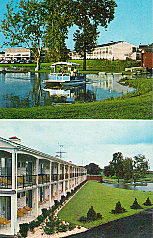 Willow Valley Motor Inn Willow Street Pa P28866