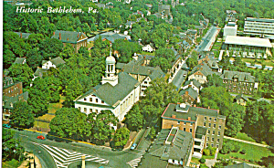 Moravian College Central Moravian Church Bethlehem Pa P28871