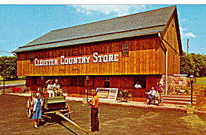 Cloister Country Store Ephrata Pennsylvania p28875 (Image1)
