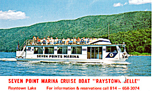 Raystown Belle  Seven Points Marina  Maryland p28893 (Image1)