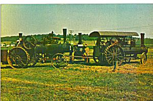 Three Steam Engine  Kinzers  Pennsylvania p28896 (Image1)