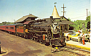 New Hope and Ivyland Railroad Steam Train p28897 (Image1)