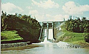 Spillway, Raystown Lake, Huntingdon County, PA (Image1)