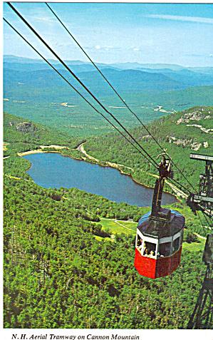 New Hampshire Aerial Tramway Franconia Notch Nh p28923 (Image1)