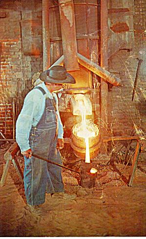 Brunnerville Iron Foundry Brunnerville  Pennsylvania p28927 (Image1)