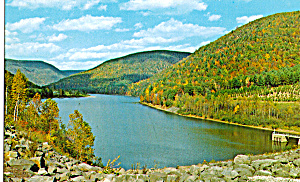 Little Pine Creek Dam, Waterville, PA (Image1)
