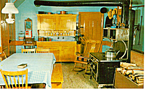 Replica of a Kitchen in an Old Order Amish House p28992 (Image1)