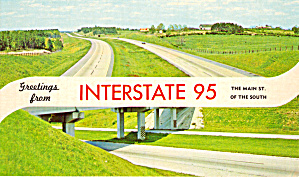 Interstate 95, Main Street Of The South