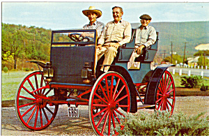 1909 Black Farm Wagon (Image1)