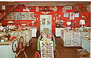 Interior of the Old Village Store,Bird in Hand, PA p29036 (Image1)