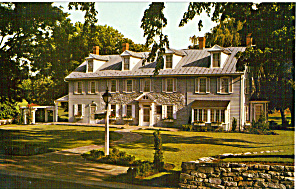 The Homestead, Milton Hershey Birthplace (Image1)