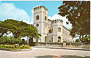 Christ Church Parish Church, Barbados, W. I. (Image1)