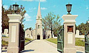 St James Church, Somerset Island, Bermuda (Image1)