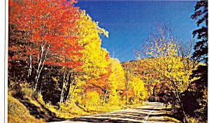 Fall Splendor in New England Postcard p29061 (Image1)