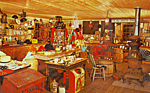 Interior Old Village Store, Bird in Hand, PA p29113 (Image1)