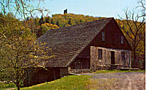 Old Mill Washington Crossing Park Pa P29118