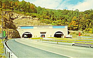 Allegheny Mountain Tunnel, Pennsylvania Turnpike