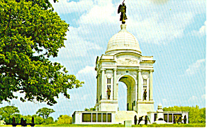 Pennsylvania State Monument, Gettsyburg Battlefield (Image1)