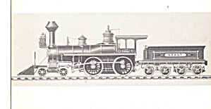 Steam Locomotive Named Grant p29158 (Image1)