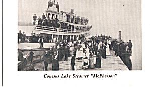 Conesus lake Steamer - McPherson (Image1)