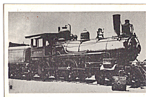 A T and SF Steam Locomotive p29168 (Image1)