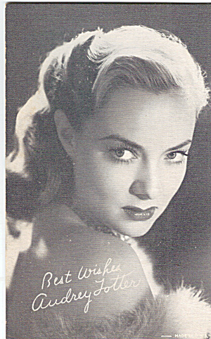 Audrey Totter Arcade Card p29201 (Image1)