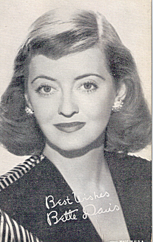Bette Davis Arcade Card (Image1)