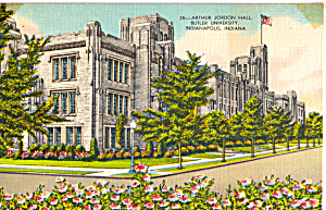 Arthur Jordan Hall Butler University Indianapolis IN p29232 (Image1)