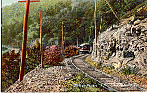 Trolley on Neversink Mountain,Reading, PA (Image1)