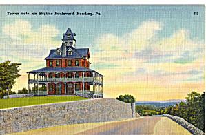 Tower Hotel Skyline Blvd Reading PA p29251 (Image1)