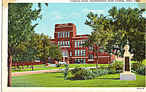 Campus Northwestern State College Alva Olahoma p29257 (Image1)