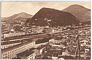 Salzburg Austria vom Elektrisschen Aufzug p29279 (Image1)