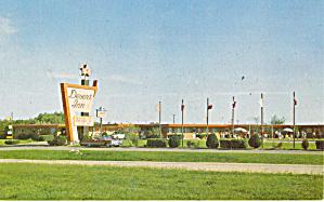 Desert Inn Denton Texas Postcard p29285 (Image1)
