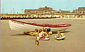 Beach Scene, Cape May, New Jersey (Image1)